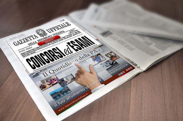 Qpa La Rassegna Dei Concorsi N 352018 Del Quotidiano Della